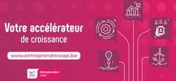 Webinaires organisés par Entreprendre.wapi