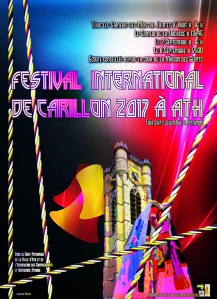affiche concerts carillon 2k17