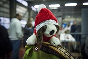 Le marché de Noël des pompiers