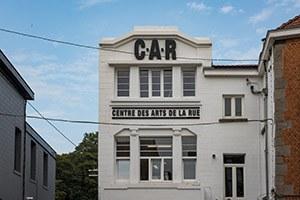 Inauguration du CAR