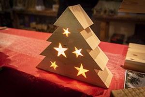 Le marché de Noël de l'ITL