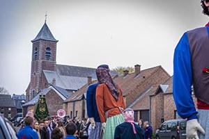 Ducasse Saint-Ursmer à Ormeignies