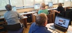 350 seniors formés chaque année à l'Espace Public Numérique