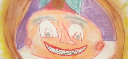 """Exposition """"Je crée, tu craies, crayons"""""""