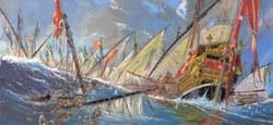Nouveauté BD : Les grandes batailles navales