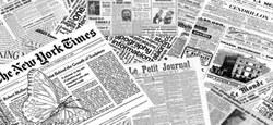 """Le journal """"Le 1"""" - Les périodiques de la bibliothèque"""