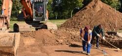 Un site du Néolithique ancien découvert à Ath !