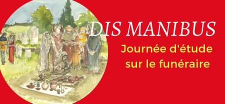 Les actes de la journée d'étude « Dis Manibus » sont publiés