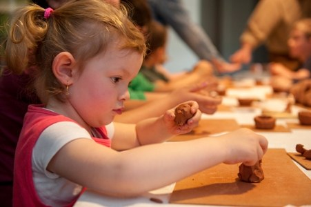 Atelier poterie maternelles