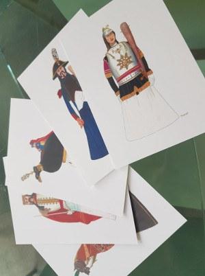 Cartes postales de Michel Provost