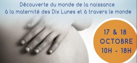 Portes ouvertes de la Maternité des 10 Lunes