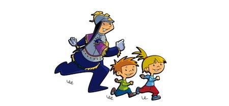 Animation pour les enfants : A vos masques.... Partez !