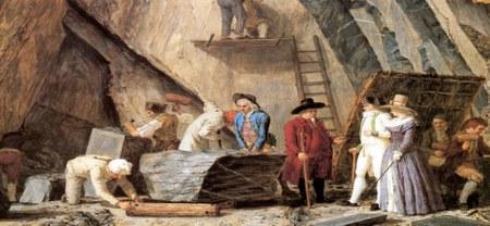 La famille Tabaguet, du 15e au 18e s., au coeur de la grande marbrerie européenne