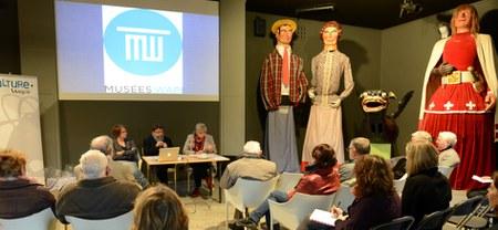 Conférence : Fouilles préventives sur le site des Hâleurs (Ath)