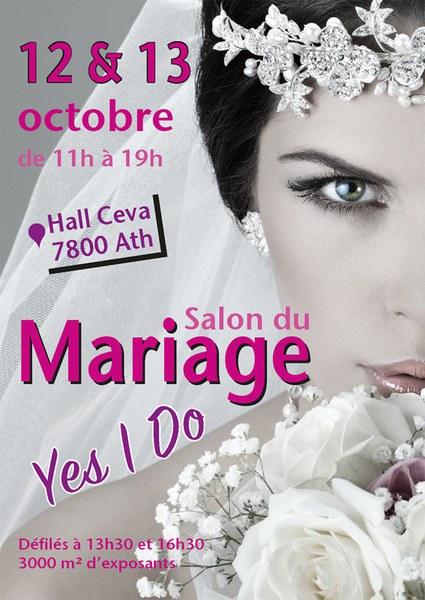 affiche salon mariage 2k19