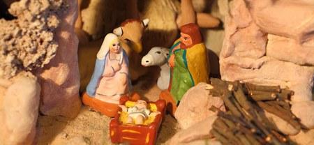 Le mois de Noël  à  Lanquesaint