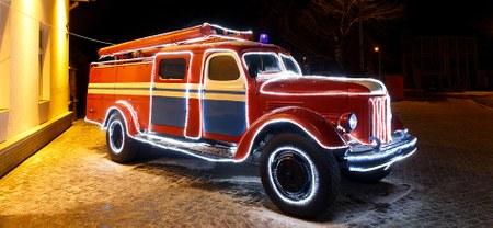 Marché de Noël des pompiers