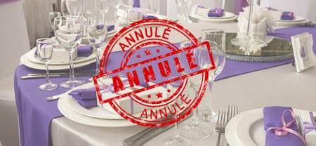 Grand banquet de l'Amicale - Annulé