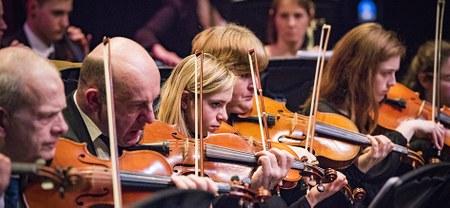 Le concert du Nouvel An de l'Académie