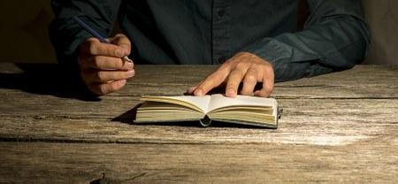 Réunion d'information sur la formation d'écrivain(e) public