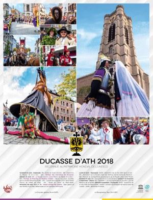 affiche ducasse 2018