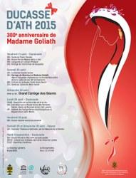Affiche officielle 2015