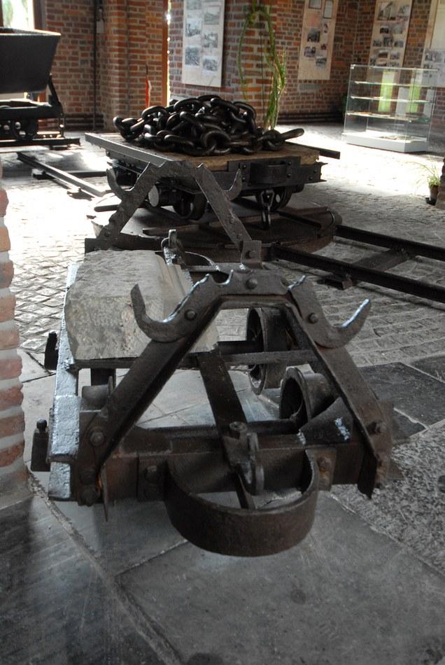 Musée de la Pierre de Maffle : outillage