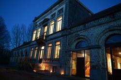 Musée de la Pierre de Maffle en nocturne