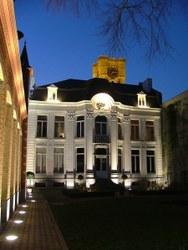 Maison des Géants - nocturne