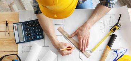 Formation de dessinateur en construction