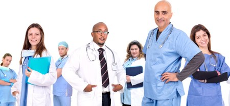 Les gardes médicales