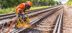 Des travaux ferroviaires en gare d'Ath