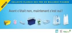 De nouveaux emballages en plastique dans les PMC