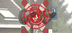 Annulé - Infrabel procédera à l'entretien du passage à niveau sur la N7 à Ligne ce week-end