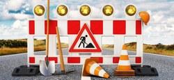 Fermeture du carrefour Quai de l'Entrepôt - rue des Bateliers