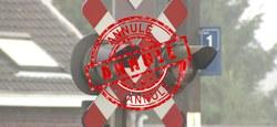 La Chaussée de Tournai reste ouverte ce week-end, fermeture du passage à niveau reportée à une date ultérieure
