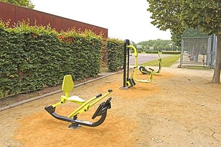 élément de fitness esplanade ath