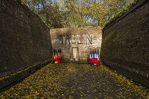 Léon Trulin, 18 ans, mort debout il y a 100 ans