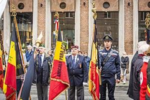 Commémoration du centenaire de l'Armistice