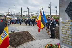 11 novembre :  commémoration de l'Armistice