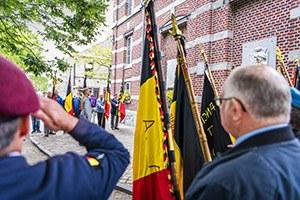 Commémorations du 75e anniversaire de la libération de la ville