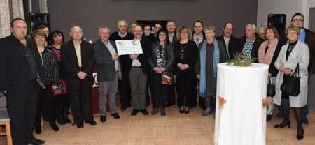 Don de 80.000€ de l'asbl « Accueil et Humanisation »