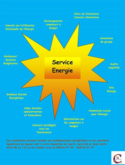 Service Energie Image