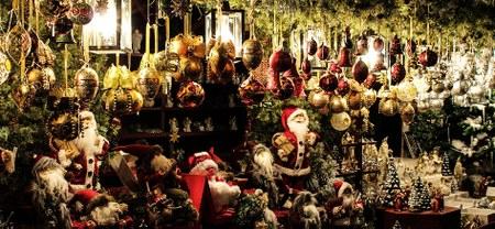 Marché de Noël au Faubourg de Mons