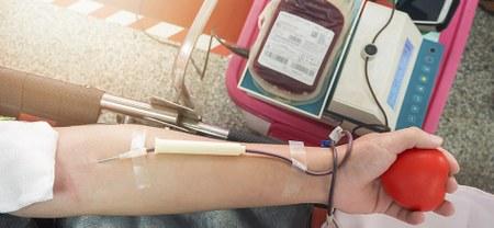 Don de sang à Meslin-L'Evêque