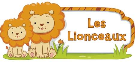 """Fête de fin d'année """"Les lionceaux"""""""