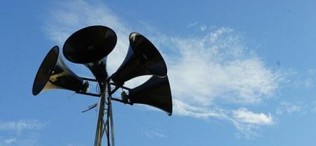 Test des sirènes SEVESO