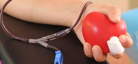 Don de sang à Ligne
