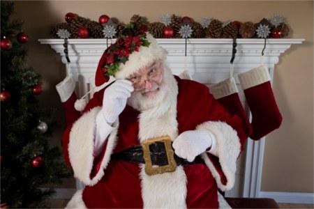 Père Noël contenu