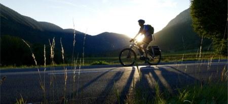 Un camp vélo en complète autonomie
